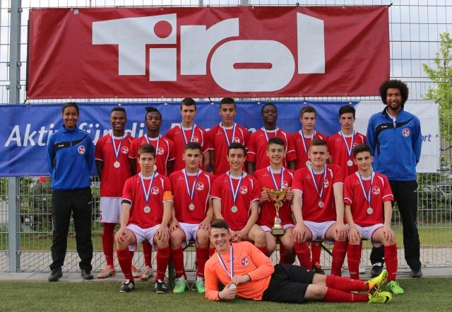 Sieger U15 RW Frankfurt