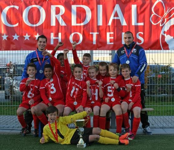 Sieger U11 RW Frankfurt