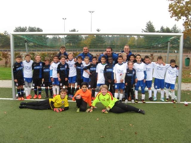 TSV Heusenstamm - FSV Frankfurt 02.11.2014