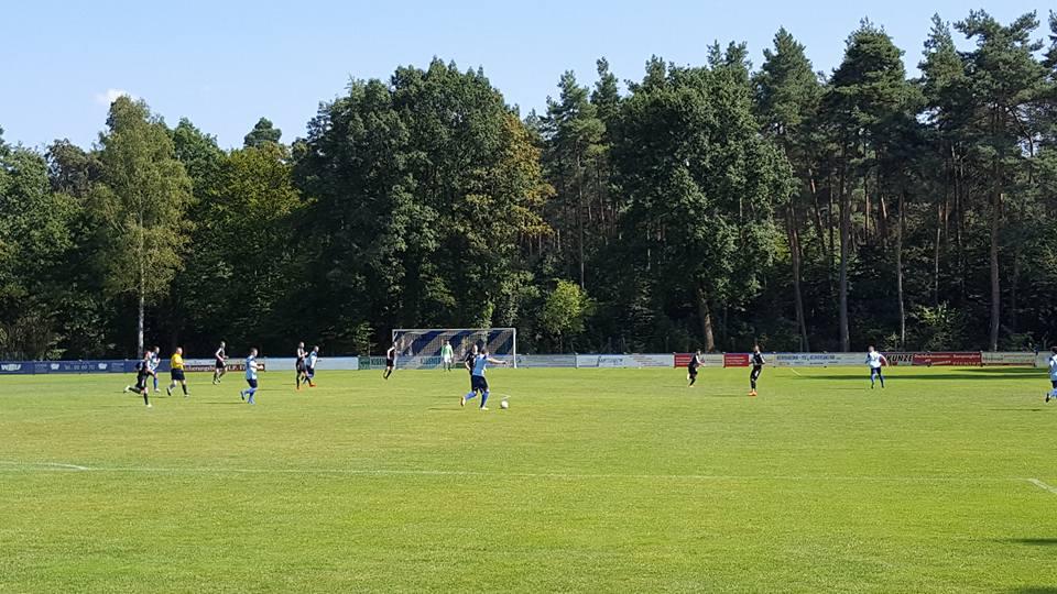 Spvgg. Seligenstadt - TSV Heusenstamm